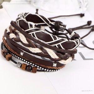 Boho Unisex Multi-Layered Separable Bracelet